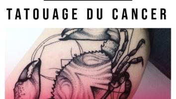 guide tatouage du cancer signe astrologique signification dessin