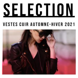 selection des meilleurs vestes en cuir en 2021