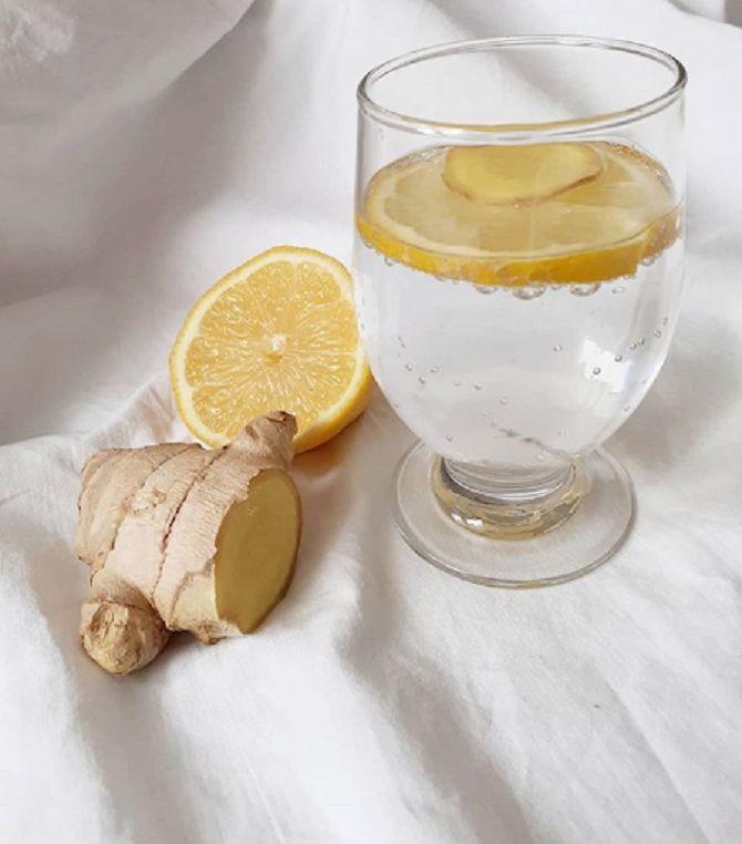 Régime alimentaire du gingembre: qu'arrive-t-il au corps lorsque vous mangez cet aliment 7