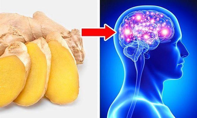 Gingembre diététique: qu'arrive-t-il au corps lorsque vous mangez cet aliment 6