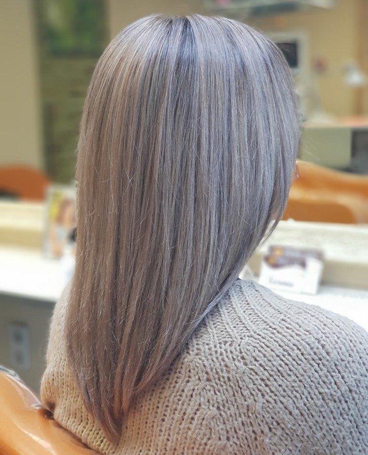 Coupe de cheveux queue de renard - photos et idées