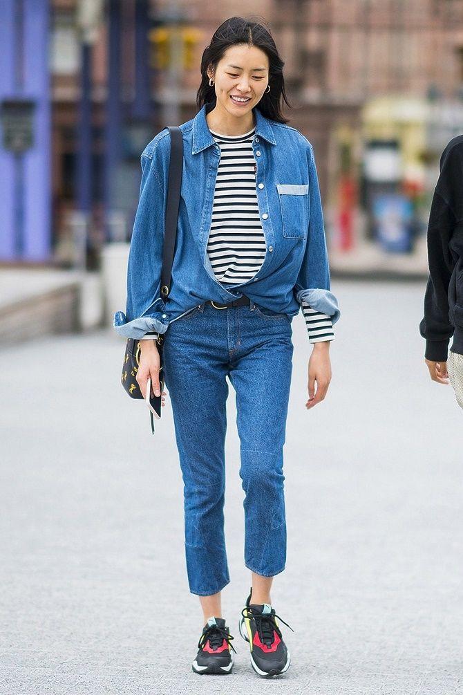 Comment porter un gilet: des astuces à la mode pour tous les jours 24