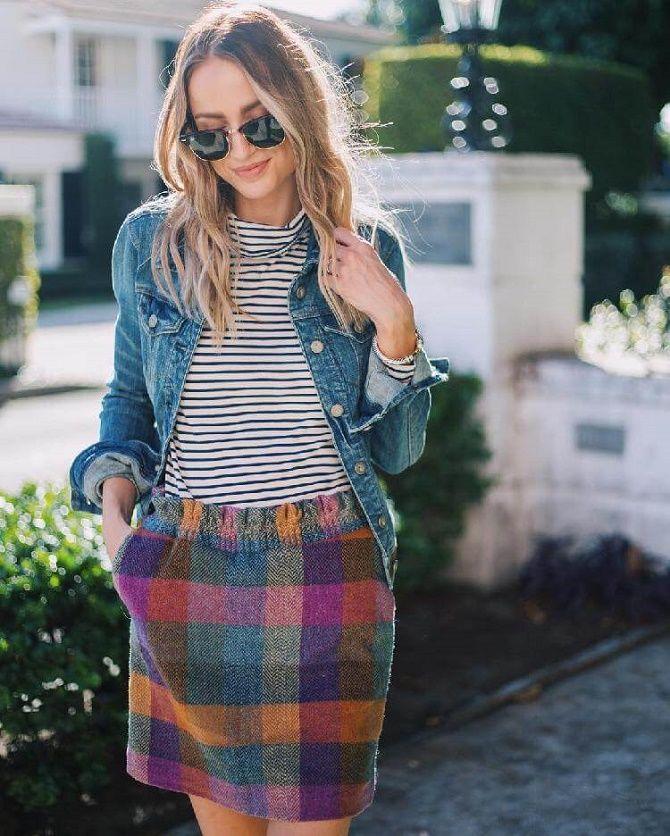 Comment porter un gilet: des astuces à la mode pour tous les jours 17