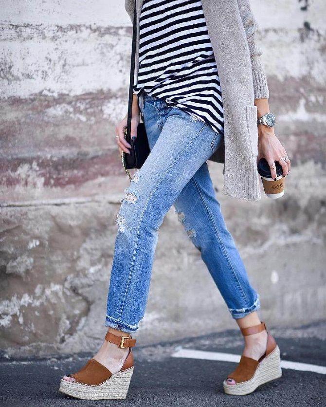 Comment porter un gilet: des astuces à la mode pour tous les jours 22