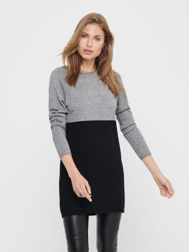 robes tricotées 2021