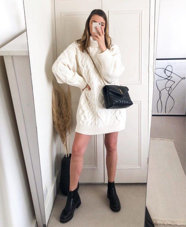 Robes tricot 2021 / 2022 : +35 Meilleurs idées des Robes en laine
