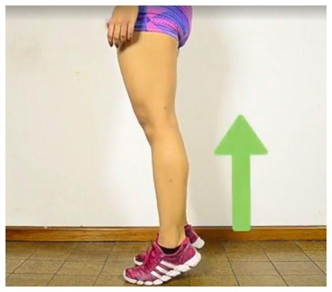 Jambes parfaites: 8 exercices pour des jambes parfaites et 4 hanches