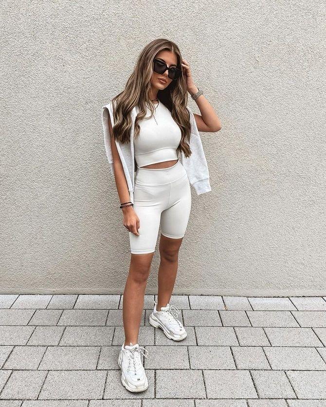 Tendances de la mode dans les vêtements de sport pour femmes: comment avoir du style?  2