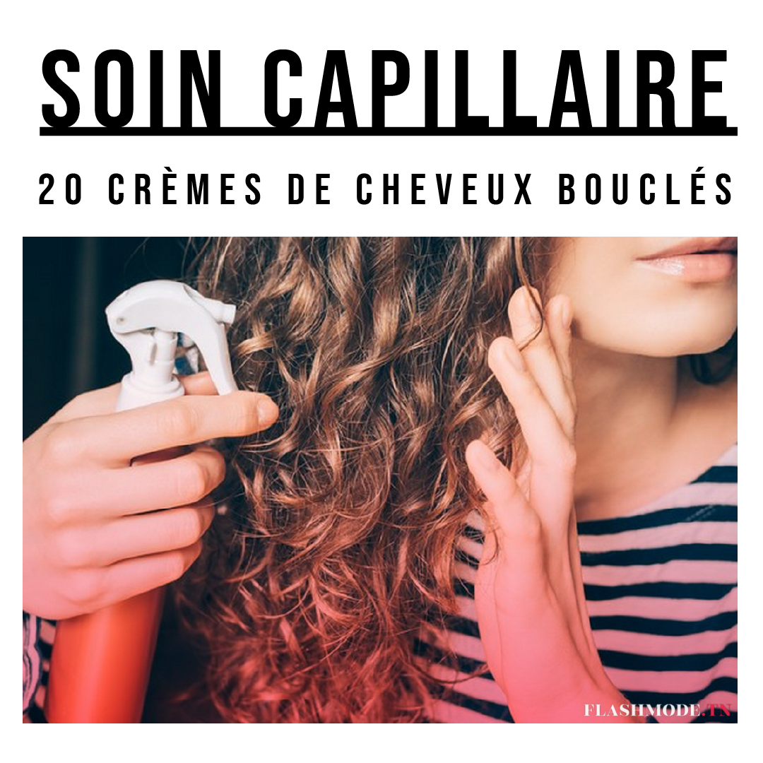 20 meilleures crèmes pour coiffer, lisser les cheveux bouclés et restaurer