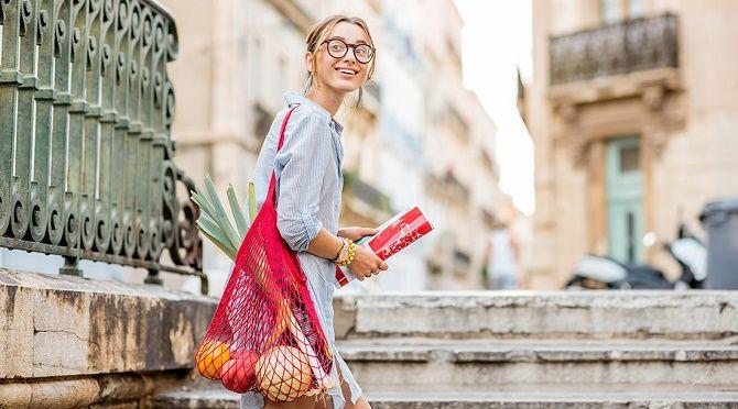 Sacs à provisions et paniers - les sacs les plus en vogue de l'été 2021 5