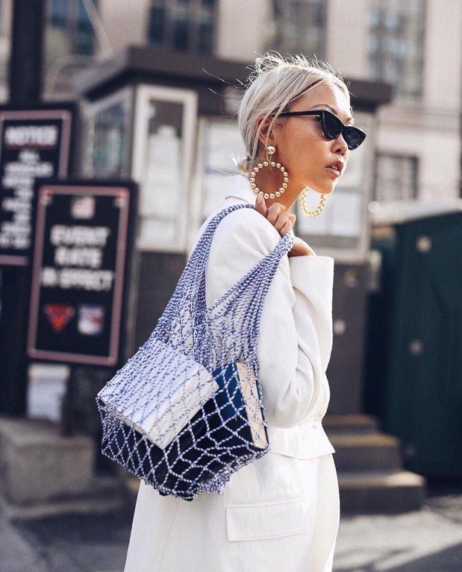 Sacs à provisions et paniers - les sacs les plus en vogue de l'été 2021 2