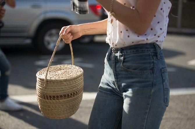 Sacs à provisions et paniers - les sacs les plus en vogue de l'été 2021 14