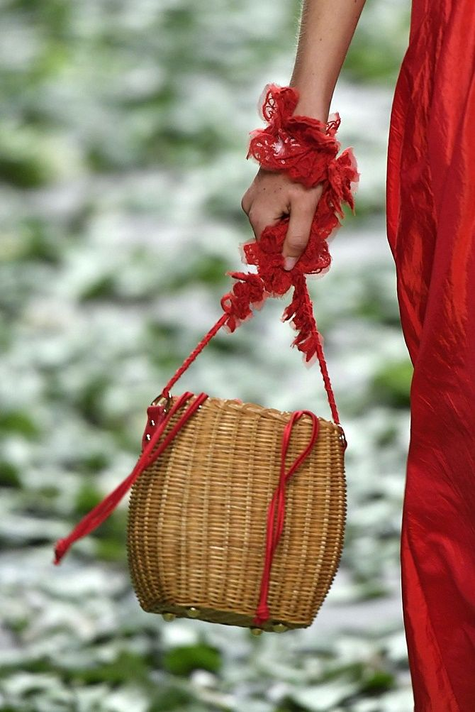 Sacs à provisions et paniers - les sacs les plus en vogue de l'été 2021 17