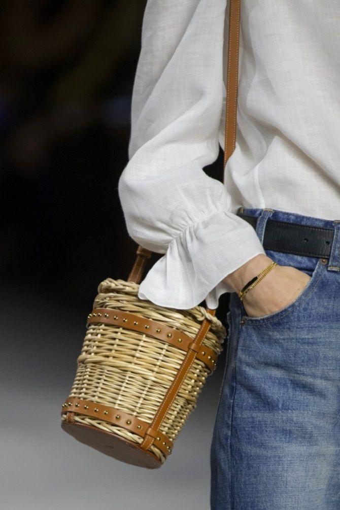 Sacs à provisions et paniers - les sacs les plus en vogue de l'été 2021 16