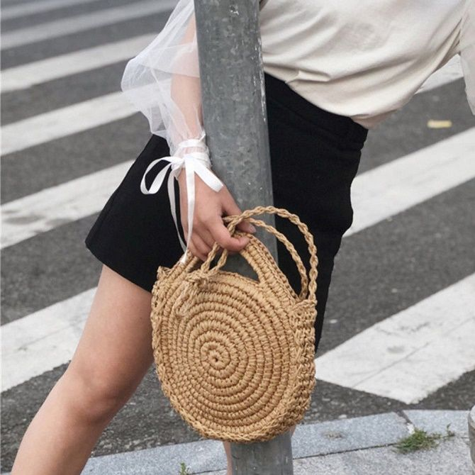 Sacs à provisions et paniers - les sacs les plus en vogue de l'été 2021 18