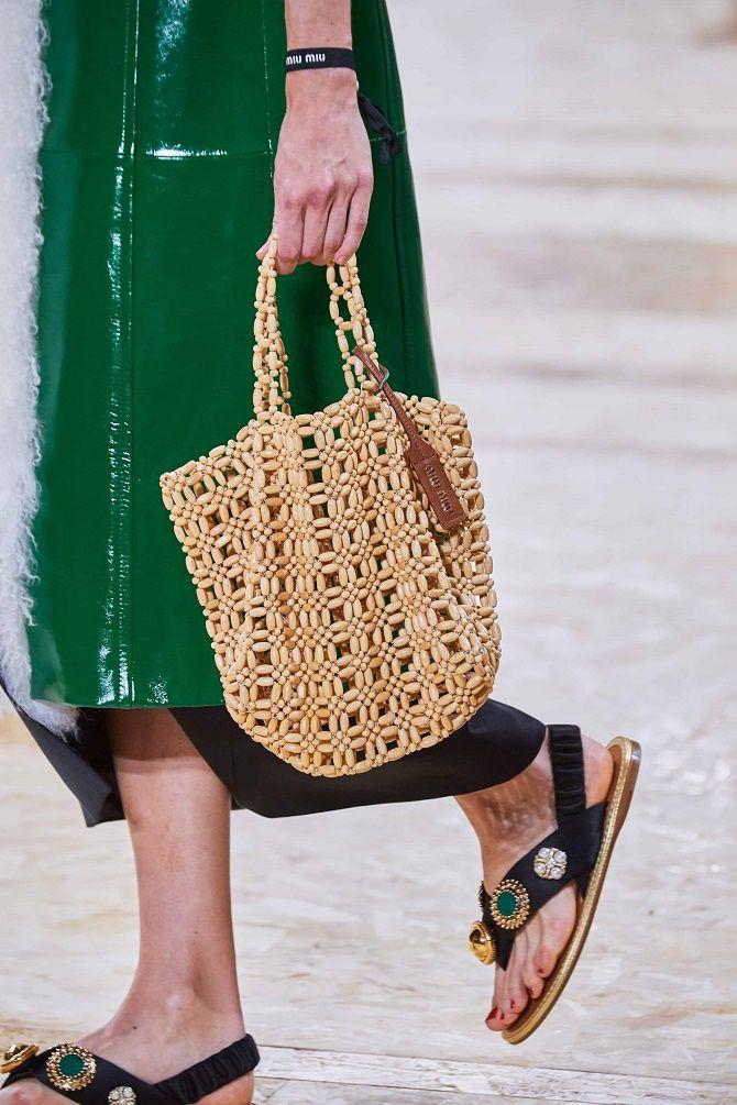 Sacs à provisions et paniers - les sacs les plus en vogue de l'été 2021 12