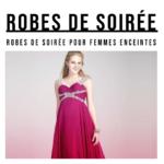 Robes de soirée pour femmes enceintes