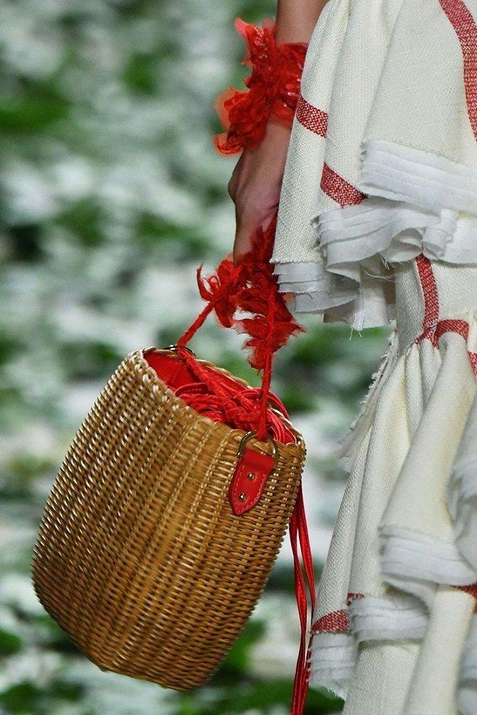 Sacs à provisions et paniers - les sacs les plus en vogue de l'été 2021 19