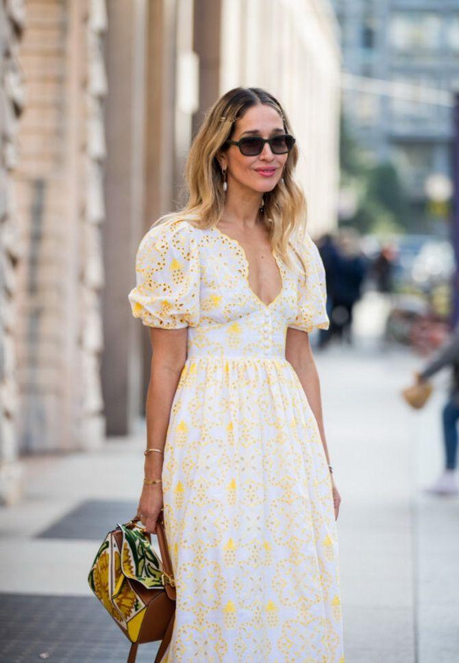 6 robes tendance pour le printemps dont vous avez besoin en 2021 9