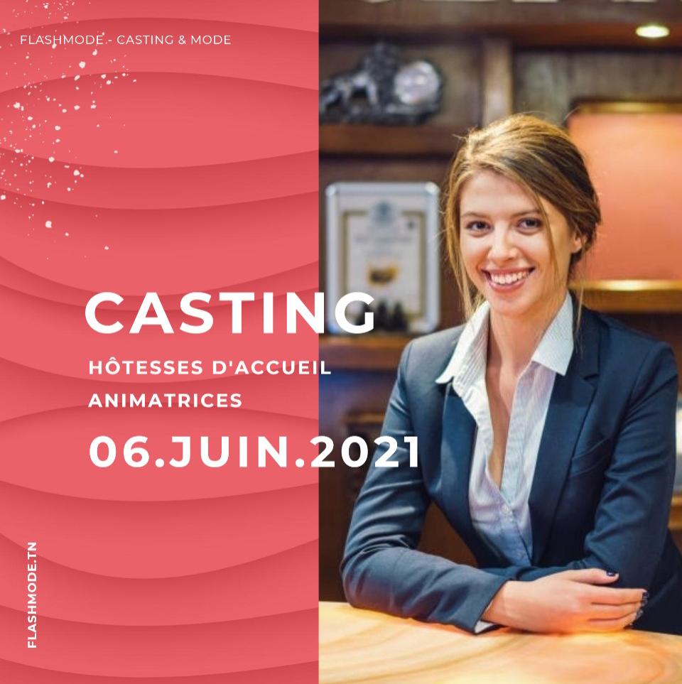 Recrutement Hôtesse d'accueil : Postuler chez Flashmode Hôtesses, Agence Hôtesses d'accueil événementiel et entreprise