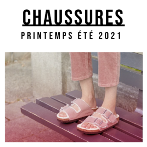 chaussures femme 2021