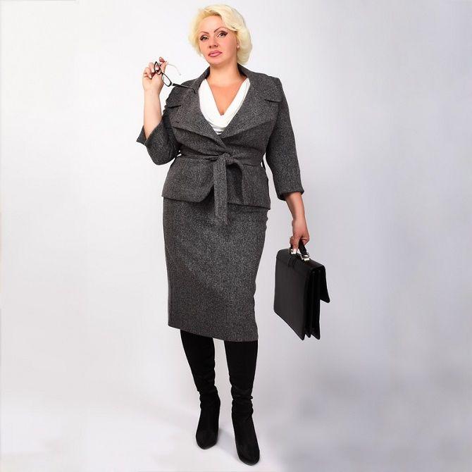 Armoire de bureau pour filles grande taille: formez un style d'affaires 12