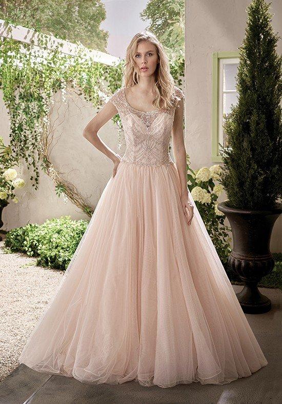 photo de robes de mariée: couleur luxuriante