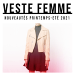 veste femmes 2021