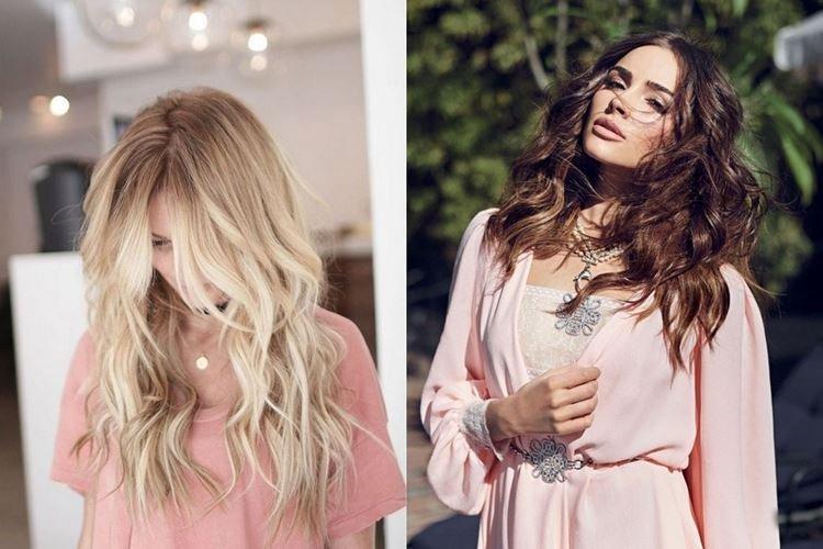 Strands texturés - Coupes de cheveux pour femmes à la mode 2020 pour cheveux longs