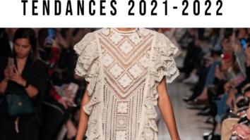 tendances robes au crochet