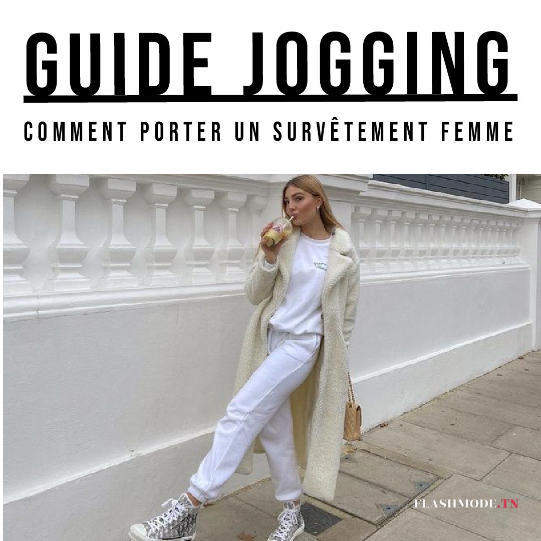 survêtement femmes guide jogging trends